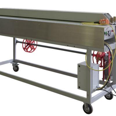 Станки ССПЛ с электроприводом (для листов до 20 мм)