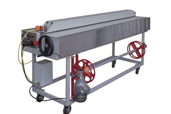 Стыковой сварочный станок для листов из полимерных материаловСтыковой сварочный станок для листов из полимерных материалов