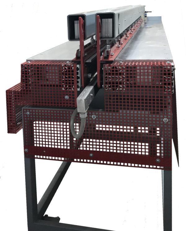 Стыковочный станок ССПЛ для полифузионной сварки анкерных листов