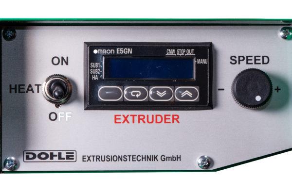 Ручной экструдер ExOn 1 панель